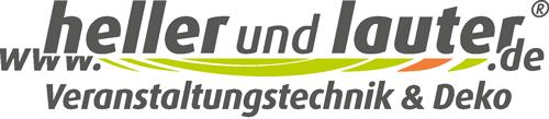heller und lauter Retina Logo